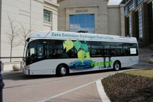 Zero Emission Hydrogen Fuel Cell Bus